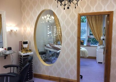 Salon Treatment Room