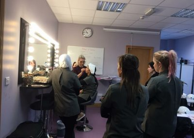 Make up class